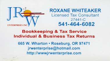 JRW Accounting & Taxes