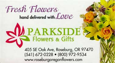 Parkside Flowers & Gifts