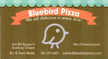 Bluebird Pizza