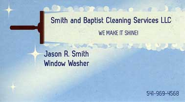 Smith and Baptist Window Cleaning